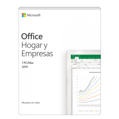 Programa Office Microsoft Home&Business 2019#T5D03191