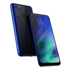 "Celular Motorola One Fusion 6.5"" 128GB Azul Oceano"