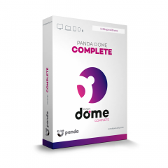 Software Antivirus Panda Dome Complete 3PC