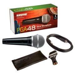 Microfono Alambrico Shure PGA-48