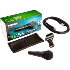 Microfono Alambrico Shure PGA-58