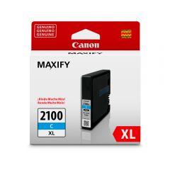 Cartucho de Tinta Canon PGI-2100XL-C Cian