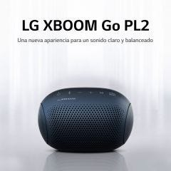 Parlante Bluetooth Portátil LG  XBOOM PL2 Negro (2020)