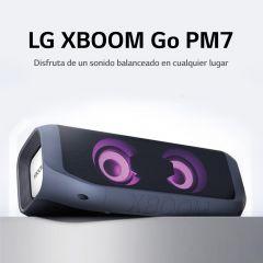 Parlante Portátil LG XBOOM Go PM7 (2020)
