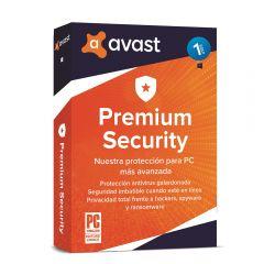 Antivirus Avast Premium Security 1 PC