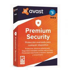 Antivirus Avast Premium Security 3 PC