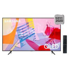 "TV Samsung QLED 4K UHD Smart 75"" QN75Q60TAGXPE"
