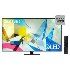 "TV Samsung QLED 4K UHD Smart 75"" QN75Q80TAGXPE"