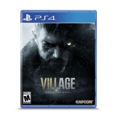 Videojuego Resident Evil Village PS4