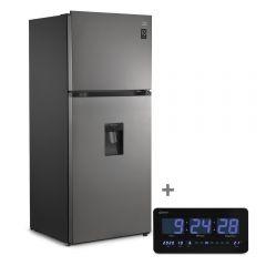 Refrigeradora Miray RM-408HID No Frost 409L + Reloj Pared Eléctrico Miray RMP-85E