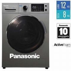 Lavadora Secadora Panasonic NA-S128F2HPE 12Kg/8Kg