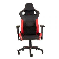 Silla Gamer Corsair T1 Race Refresh Negro - Rojo