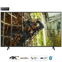"TV Panasonic LED 4K UHD Smart 65"" TC-65HX550P"