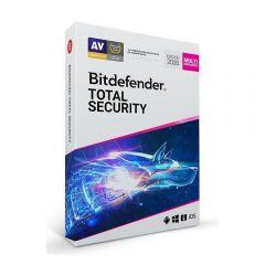 Antivirus Bitdefender Total Security Mult 2020 5Pc