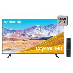 "TV Samsung LED 4K UHD Smart 85"" UN85TU8000GXPE"