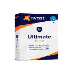 Antivirus Avast Ultimate Suite 1 PC