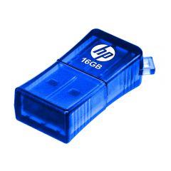 Memoria USB HP. V165W-16GB