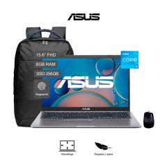 "Laptop Asus X515EA 15.6"" Intel Core i3-1115G4 256GB SSD 8GB RAM"