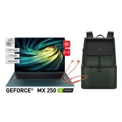 """Laptop Huawei Matebook X Pro 13.9"""" Intel Core i7-10510U 1TB SSD 16GB RAM + Mochila Huawei CD63 + Audífonos Huawei FreeLace CM-70C"""