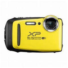 Cámara Digital Fujifilm XP130 Amarillo