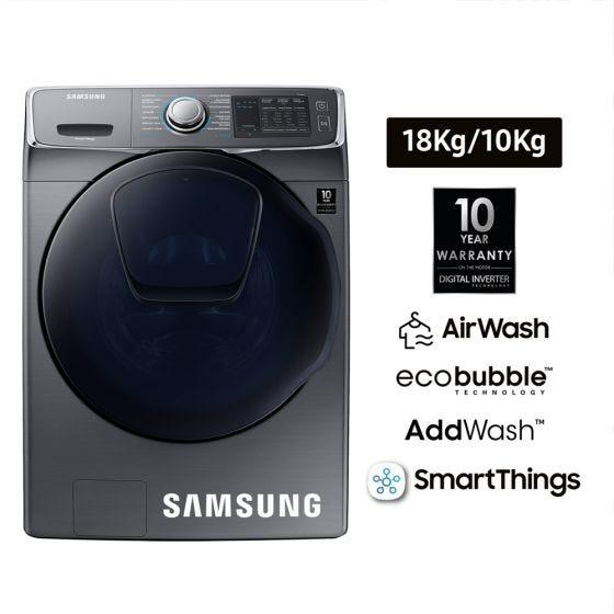 Hacer bien Articulación Revelar  Lavadora Secadora Samsung 18/10Kg | Hiraoka.com.pe
