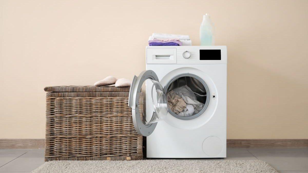 6 trucos para ahorrar agua y electricidad con la lavadora