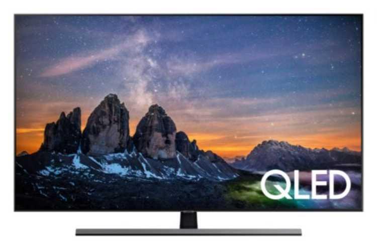 Smart TV Samsung QLED 4K 75