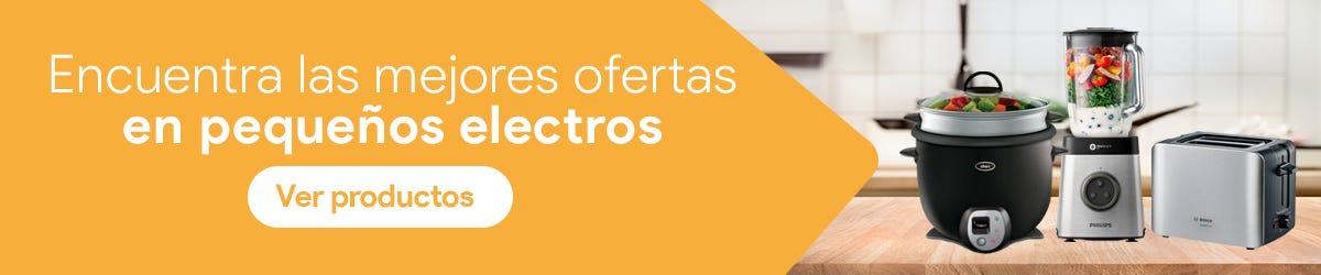 ofertas electrodomésticos