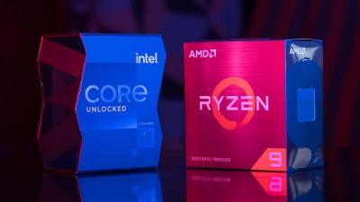 AMD Ryzen vs. Intel Core: ¿cuál es el mejor procesador para una laptop?