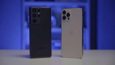 iPhone 12 Pro Max vs. Samsung S21 Ultra: ¿qué smartphone es ideal para ti?