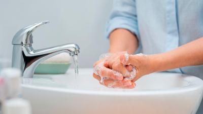 Prevén enfermedades de manera sencilla: ¡lávate las manos!