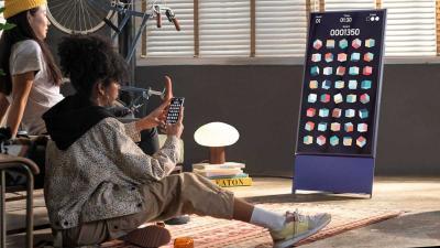 The Sero QLED y The Serif QLED: La nueva línea lifestyle de Samsung
